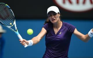Niculescu shocks Kvitova to end title drought