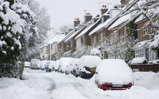 UK weather: Arctic blast to bring snow to Britain for Friday 13th