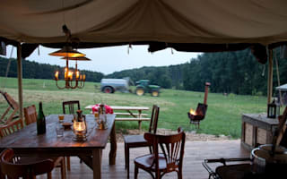 Win! A two-night glamping break with Virgin Experience Days