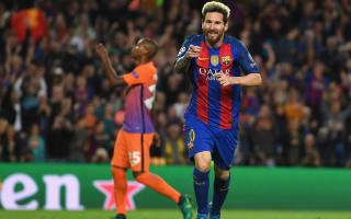Luis Enrique hails 'decisive' Messi