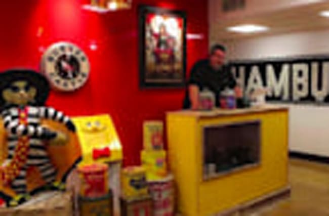 Man Opens a Museum as an Ode to Burgers