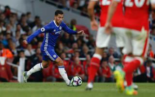Hazard: No excuse for Arsenal defeat