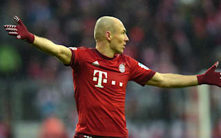 Robben 'disappointed' as Bayern offer Juventus hope