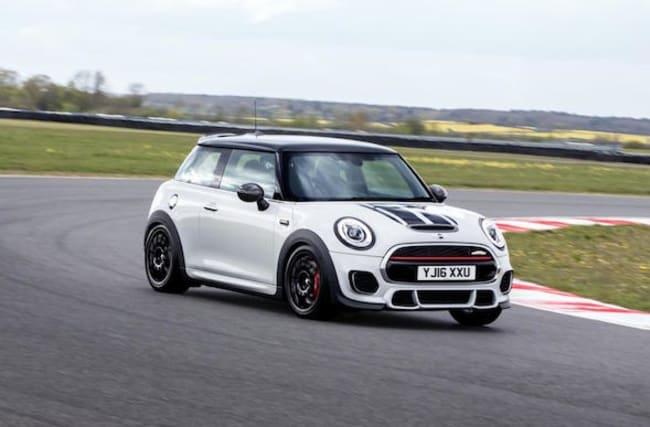 First Drive: Mini John Cooper Works Challenge