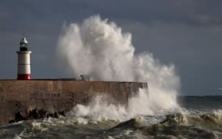 Environment Agency in rain warning after UK battered by Storm Angus