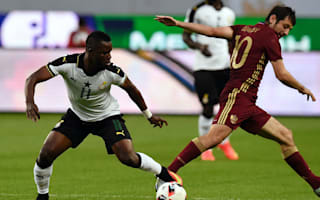 Russia 1 Ghana 0: Smolov's strike the difference