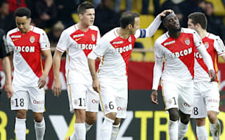 Ligue 1 Review: Late strike the difference for 10-man Monaco
