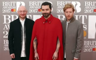 About time the UK's diverse music is recognised, says Biffy Clyro's Simon Neil