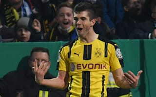 Scholl tips Pulisic for Bayern - with Tuchel standing right next to him!