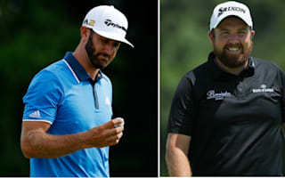 Lowry moves clear at U.S. Open as Johnson drops back