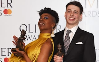 Harry Potter and the Cursed Child breaks record at Olivier Awards