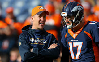 Manning named Broncos' starting QB for divisional round