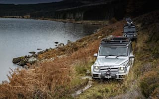 Mercedes-Benz goes coast-to-coast without using roads