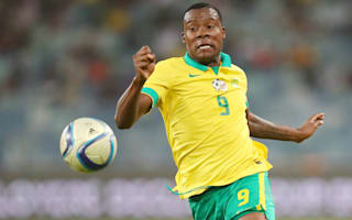 Gambia 0 South Africa 4: Gabuza and Dolly on target