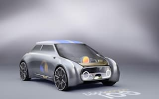 Mini builds transparent ride-sharing concept