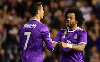 Marcelo: Real Madrid must learn from horror start at Valencia