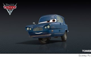 More CARS 2 film cast details announced