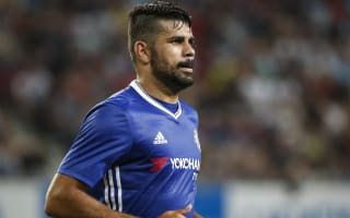 Conte not worried about potential Diego Costa ban