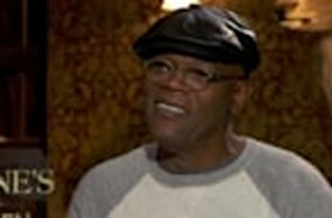 Samuel L. Jackson Explains How He Got Anthony Anderson in Trouble During the Emmys