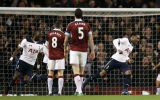 Tottenham 2 Burnley 1: Rose stunner saves Spurs