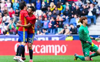 Spain 6 South Korea 1: Nolito and Morata press home starting claims in dominant win