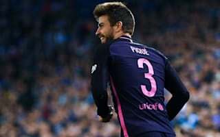 Pique: I have the most fun at Espanyol and Real Madrid