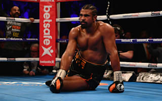 Surgery successful for Haye as Froch predicts swift comeback