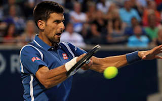 Djokovic thrashes Monfils in Toronto