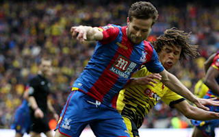 Cabaye: Playing with Palace better than winning trophies on the bench with PSG
