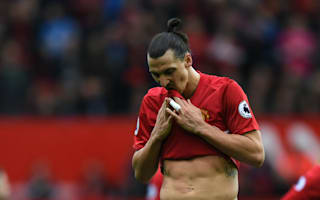 Manchester United 1 Bournemouth 1: Ibrahimovic pays penalty against 10-man Cherries