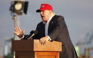 Bookies run hilarious odds on Trump inauguration