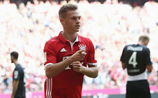 Kimmich draws inspiration from Xavi