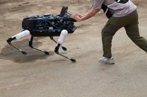 Alphabet está pensando vender Boston Dynamics