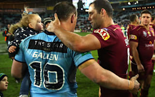 Smith pleased for Gallen