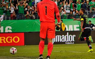 New Zealand 1 Mexico 2: Dos Santos back with a goal