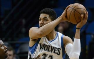 Towns heroics in vain as Westbrook continues triple-double streak