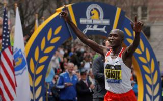 Kirui and Kiplagat cruise to Boston Marathon victories