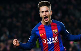 Barcelona 5 Real Sociedad 2 (6-2 agg): Denis Suarez stars as holders cruise through