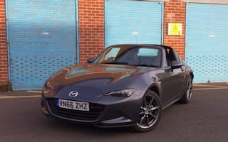 Living with a Mazda MX-5 RF: Second Report