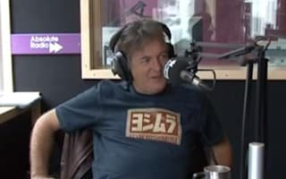 Video: James May on ageing, trains, Top Gear Live and sleeping