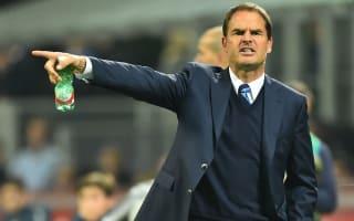 De Boer praises two-goal Icardi after vital win