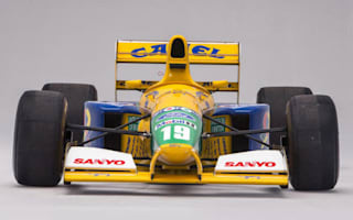Classic Schumacher F1 car to be auctioned