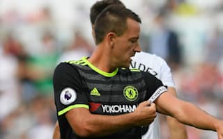 Terry out again as Chelsea prepare for Hull