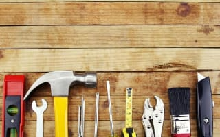 Why you're not going to do DIY this weekend - but probably should