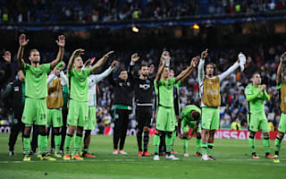 No team will play at the Bernabeu like Sporting, claims Jesus