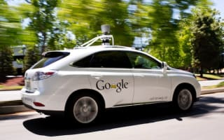 Google self-driving car accident: three injured