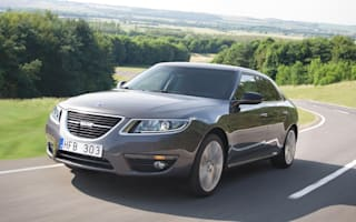 Live from the launch: Saab 9-5 on the road