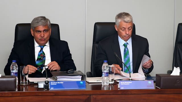 ICC votes in favour of governance and revenue changes