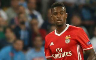 Semedo focused on Benfica amid United links