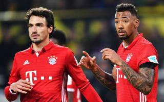 Boateng closing on Bayern return but not ready to face Arsenal